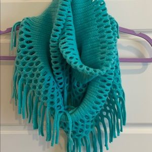 🛍 Light Blue Infinity Scarf